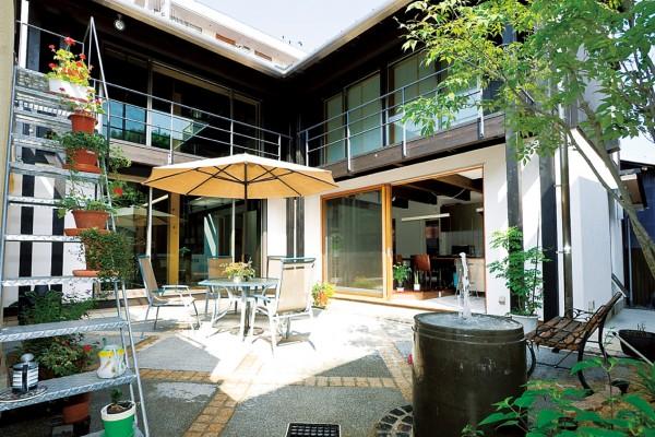 コンセプトハウス 金華山の家