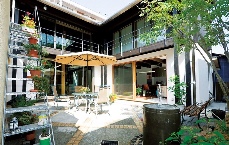 同時開催「金華山の家OPEN HOUSE」