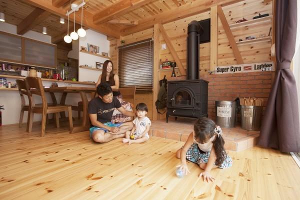 暮らしを楽しむ Wood House