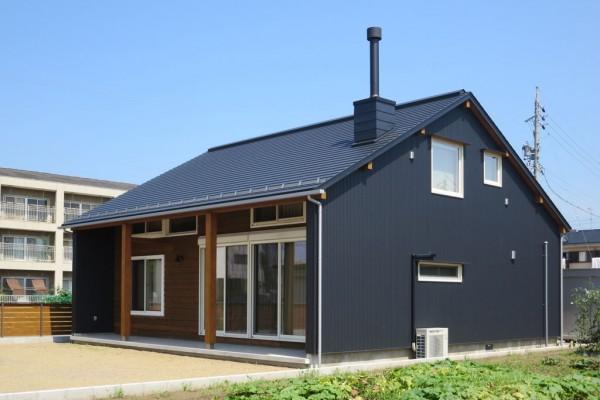 高性能規格住宅「大きな屋根の家」